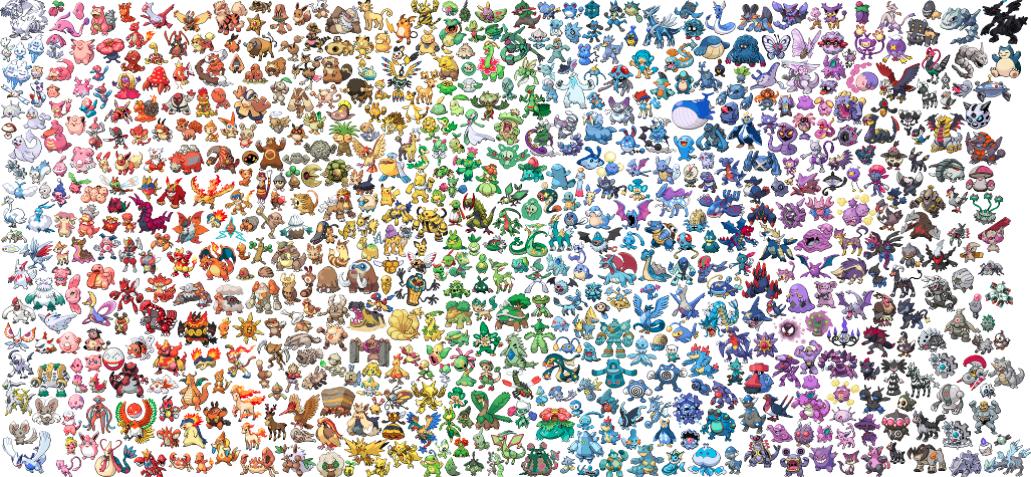 Jigsaw Puzzles Pokemon 20th Mythicals And Mega Evolutions Games Zelda Rocks