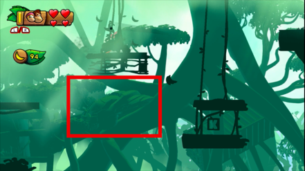 Donkey Kong Country Tropical Freeze Easter Eggs